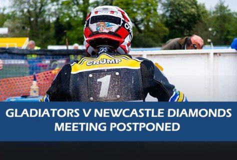 Gladiators-v-Diamonds-postponed