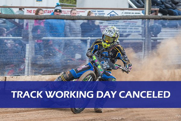 Track-working-day-cancelled