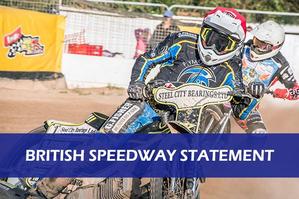 BSPA-statement_Plymouth-Gladiators-Speedway