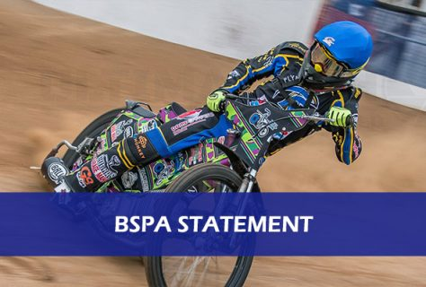 Plymouth Gladiators Speedway_BSPA statement