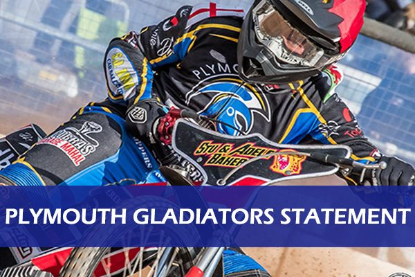 Plymouth-Gladiators-Statement
