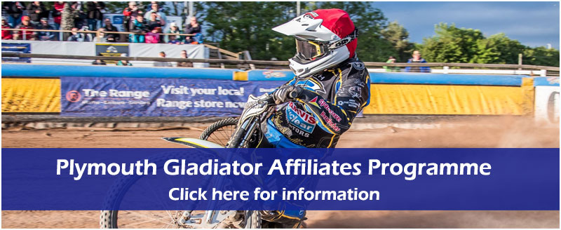 Plymouth-Gladiators-Speedway-Affiliates-Programme