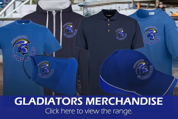Gladiators Merchandise