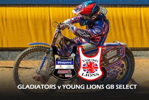 Plymouth Gladiators v GB Select