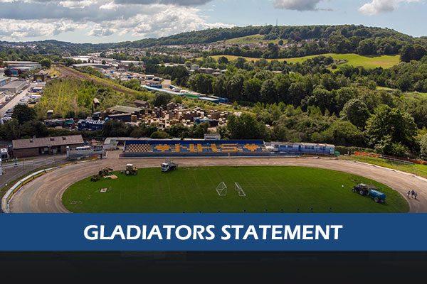 Plymouth-Gladiators-Speedway-statement-2021